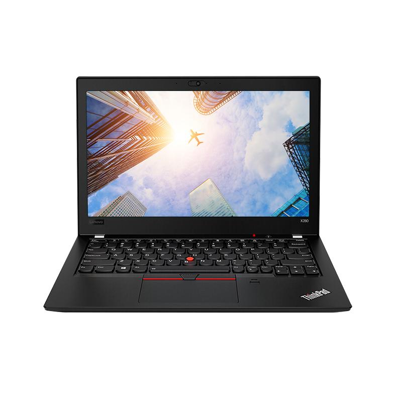 ThinkPad X280(08CD)20KFA008CD  i7-8550u/8GB内存/256GB PCIe-NVMe 固态硬盘 /12.5 HD  /集显/摄像头/背光键盘/48Whr/Win 10家庭版 /1年保修 12.5英寸轻薄笔记本电脑 i7-8550 8G 256G 集显 Win10