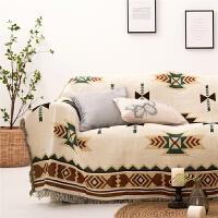 沙发巾沙发套沙发罩沙发垫全盖全包四季通用欧式布艺简约 缱绻时光提花沙发巾