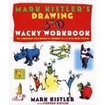 【预订】Mark Kistler's Drawing in 3-D Wack Workbook: The