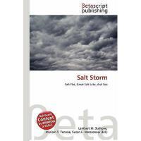 【预订】Salt Storm