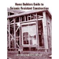 【预订】Home Builders Guide to Seismic Resistant