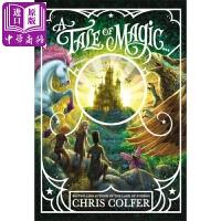 【中商原版】关于魔法的传说A Tale of Magic...英文原版儿童阅读科幻文学