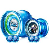 送儿童悠悠球火力少年王花式回旋流焰yoyo冰焰s儿童发光溜溜球儿童节礼物生日礼物创意礼物