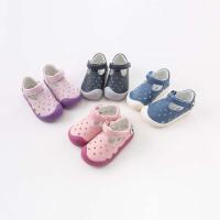 [2件3折价:59.1]戴维贝拉夏季儿童凉鞋 宝宝魔术贴洞洞鞋4色DB7006