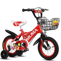 儿童自行车3岁宝宝脚踏车2-4-6岁6-7-8-9-10岁童车男孩小女孩单车