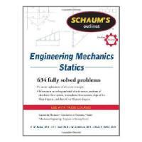 【预订】Schaum's Outlines Engineering Mechanics: Statics