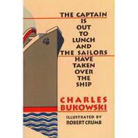 【现货】英文原版 船长出去吃午饭了:克罗利一家的欢乐旅程 The Captain Is Out to Lunch