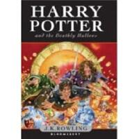 【正版二手书旧书 8成新】Harry Potter and the Deathly Hallows哈利波特与死亡圣器