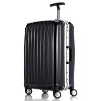 银座 拉杆箱旅行箱女小清新密码箱20寸韩版皮箱学生男24寸行李箱