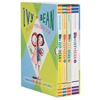 The Ivy + Bean Secret Treasure Box 英文原版 艾薇和豆豆1-3套装 美国图书馆协会童