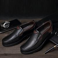 DAZED CONFUSED秋冬男士皮鞋男45商务休闲鞋46加宽47加大号48男鞋中老年爸