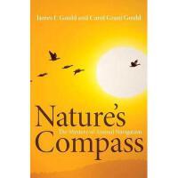 【预订】Nature's Compass: The Mystery of Animal Navigation