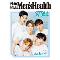 时尚健康男士杂志2018年8期 韩庚封面+觉醒东方别册+觉醒东方大海报
