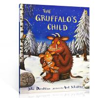 【全店300减100】英文原版绘本 The Gruffalo's Child 咕噜牛的小妞妞 卡通动物 儿童入门英语辅导