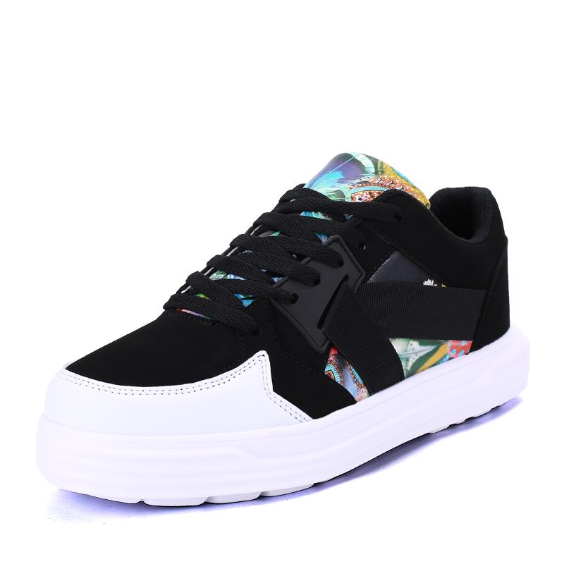 秋季新款男孩15岁潮板鞋韩版增高大童男鞋子学生运动鞋