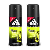 adidas阿迪达斯男士香体止汗喷雾150ml2支套装(原装进口版) 荣耀