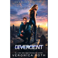 Divergent [Film tie-in edition]分歧者(电影封面版)ISBN 9780007538065