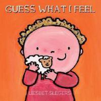 【预订】Guess What I Feel