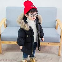冬季2到3至4男童装5冬天6小男孩子7岁棉袄儿童男宝宝冬季羽绒棉衣服装秋冬新款