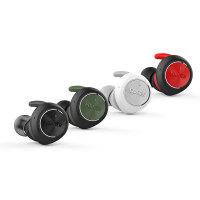 Edifier/漫步者 TWS3迷你蓝牙耳机双耳超小真无线隐形耳塞式运动微型入耳式跑步苹果安卓重低音可接听电话