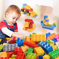 大颗粒积木玩具拼装塑料拼插女宝宝儿童益智1-2周岁3-6岁