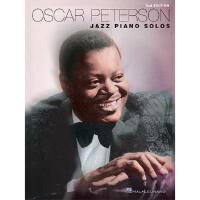 【预订】Oscar Peterson - Jazz Piano Solos
