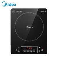 Midea/美的 电磁炉 火锅 炒菜家用 学生 正品 电池炉灶 全自动 C21-Simple101