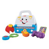 费雪智玩宝宝医药箱 过家家 小医生玩具套装 早教玩具儿童节礼物 智玩宝宝医药箱