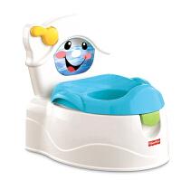保税区发货 Fisher Price费雪 益智玩具 婴儿马桶坐便器尿盆带音乐 海外购