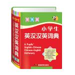 唐文 小学生英汉汉英词典(彩色版)