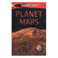Planet Mars [With Stickers and 4 Collectible Cards]