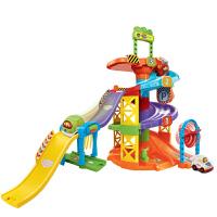 轨道车玩具旋风轨道赛车小汽车儿童玩具车男孩 80-152718旋风轨道 无