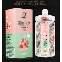 40包蜜桃白桃乌龙茶包袋泡花茶花果茶水果茶小袋装