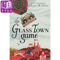 【中商原版】玻璃镇游戏 英文原版 The Glass Town Game 奇幻故事 Rebecca Green