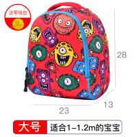 幼儿园书包男女孩1-3-6岁宝宝可爱卡通韩版潮儿童小书包双肩背包5