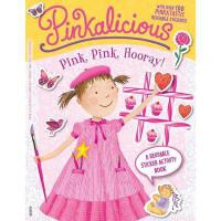 【预订】Pink, Pink, Hooray!