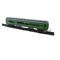 仿真电动火车模型玩具小火车绿皮火车东风4B火车玩具