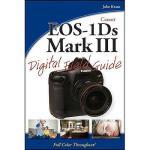 【预订】Canon Eos-1Ds Mark Iii Digital Field Guide