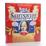【中商原版】莎士比亚立体书 英文原版 Pop-up Shakespeare 精装 莎翁戏剧诗歌 立体翻翻书 6-12岁