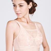 【内衣优选】胸罩癌术后专用文胸乳房切除硅胶义乳无钢圈内衣女士抹胸夏季