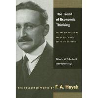 【预订】The Trend of Economic Thinking: Essays on Political