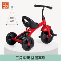 儿童三轮车2-4岁宝宝玩具车脚踏车自行车男孩女孩