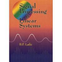 【预订】Signal Processing and Linear Systems