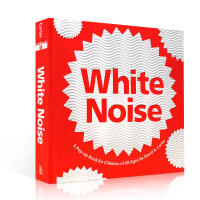 英文原版进口立体书 White Noise: A Pop-Up Book for Children of All Ag