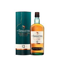 宝树行 苏格登12年200ml 单一麦芽威士忌 苏格兰原装进口洋酒