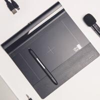 汉王手写板Q先锋+语音版 无线电脑写字板老人手写板数位板输入板