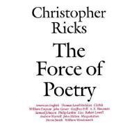 【预订】The Force of Poetry