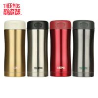【限时抢】膳魔师/THERMOS可定制不锈钢保温杯男士茶杯女士水杯子JCG-400包邮