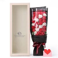 生日礼物送女友女生老婆爱人鲜花朵红玫瑰花香皂花礼盒创意母节礼物送妈妈男女朋友闺蜜实用礼品