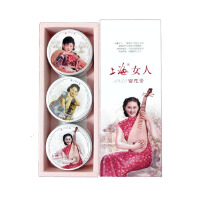 上海女人 932雪花膏 三盒装 80g*3盒